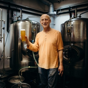 How Elbow Lane Brews Beer for its Food