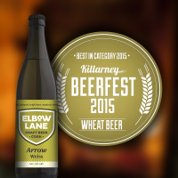 Arrow Weisse takes Gold Award