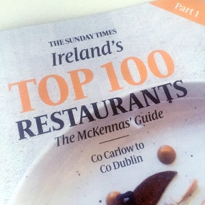 Elbow Lane selected as one of 100 best restaurants in Ireland for 2016