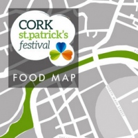 Cork St Patrick's Festival Food Map 2015