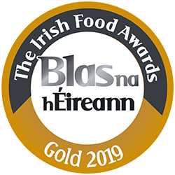 Blas na hÉireann/Irish Food Awards Gold 2019