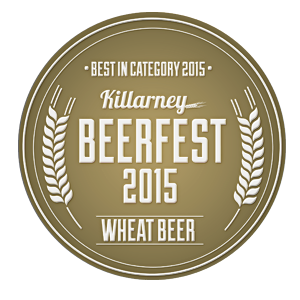 Winner: Best in Category, Wheat Beers. ELbow Lane Arrow Weisse